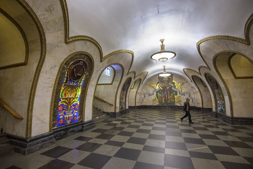 Moscow Metro at 80