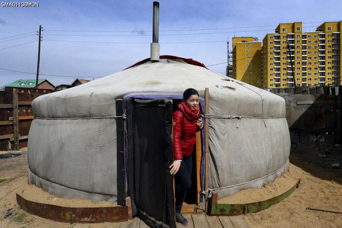 Ulaanbaatar Ballerina