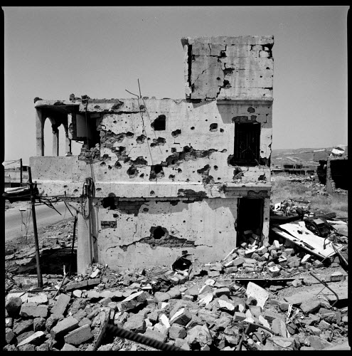 In the Ruins of Sinjar