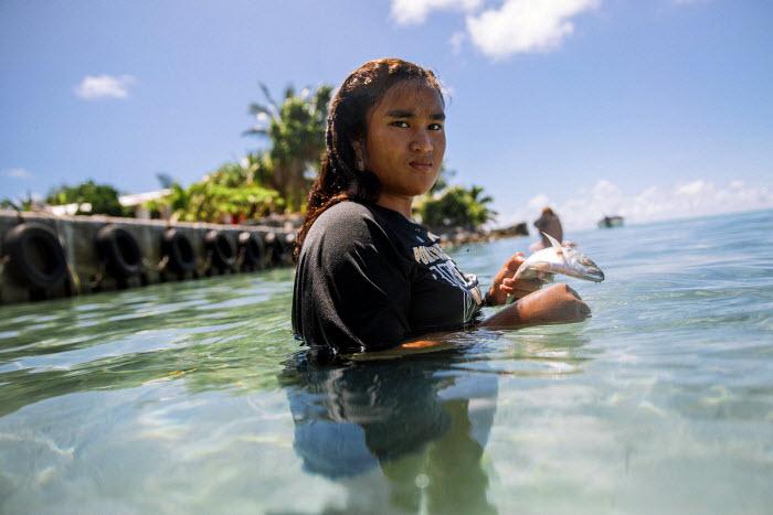 Warm Waters – Tokelau