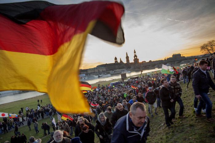 White Rage – Western Europe